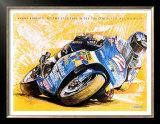 Michelin, Kenny Roberts Cycle Prints