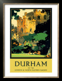 Durham Prints by Fred Taylor