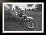 Ride it Lika a 125 Prints by Charlie Morey