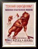 Amsterdam Appolohal Russian Hockey Prints