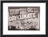 Dry Climate Posters by Roth 