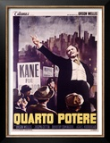 Citizen Kane (Italian Release) Art