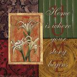 Spice 4 Patch: Home Prints by Debbie DeWitt