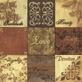 Natural Patchwork: Love Prints by Debbie DeWitt