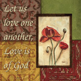 Spice 4 Patch: Let Us Love Art by Debbie DeWitt