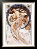 Dance Posters by Alphonse Mucha