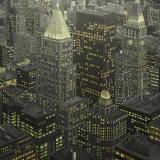 Night Life Prints by Eric Peyet