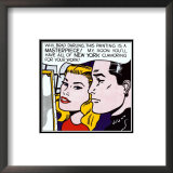 Masterpiece, 1962 Prints by Roy Lichtenstein