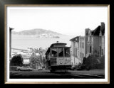 San Francisco, Cable Car, Alcatraz Poster
