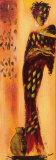 Femme Gazelle II Prints by  Johanna