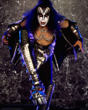 KISS -Gene Simmons Photo