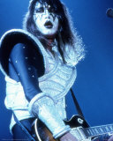 KISS -Ace Frehley Photo