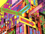 Pancartes Art by Geraldine Potron
