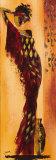 Femme Gazelle I Prints by  Johanna