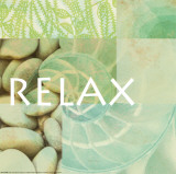 Reflections: Relax Poster von Jessica Vonammon