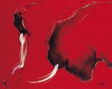 Corrida II Affiche par Pascal Guerineau