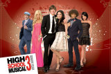 High School Musical 3 Kunstdruck