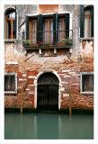 Entrance by The Water, Venice Prints by Igor Maloratsky