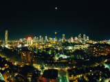 Wide-Angle View of Sydney Photographic Print by Nicole Duplaix