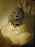 Mummy of Merenptah in the Cairo Museum Photographic Print by Kenneth Garrett