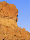 Chaco Canyon Red Rocks Photographic Print by Rich Reid