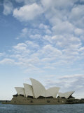 A View of the Sydney Opera House Photographic Print by Bill Ellzey