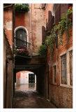 Calle del Tagiapiera, Venice Posters by Igor Maloratsky