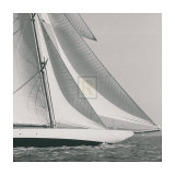 Classic Yacht I Posters by Ingrid Abery