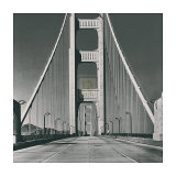 The Golden Gate Bridge, Summer AM Poster by  The Chelsea Collection