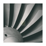 Fan Blades Prints by  Retro Classics