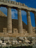 The Parthenon, Acropolis, Athens, Greece Photographic Print by Grayce Roessler