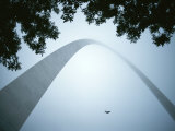 The Gateway Arch in St Photographic Print by Sam Abell