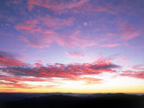 Cloud Patterns at Sunset Photographic Print by David Davis