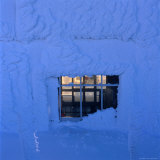 Frozen Wall at Are Ski Resort, Are, Jamtland, Sweden Photographic Print by Christian Aslund