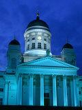 The Lutheran Church (Tuomiokirkko), Helsinki, Finland Photographic Print by Jonathan Smith