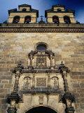 Mannerist-Baroque Facade of Capilla Del Sagrario on Plaza De Bolivar, Bogota, Colombia Photographic Print by Krzysztof Dydynski