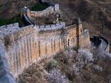 The Great Wall of China, Hebei, China Photographic Print by Keren Su