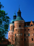 Gripsholm Castle on Malaren Lake, Sodermanland, Sweden Photographic Print by Anders Blomqvist