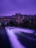 Pulteney Over the Avon River, Bath, Bath & North-East Somerset, England Photographic Print by Jan Stromme