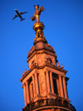 Ball and Lantern of Golden Gallery on St. Paul&#39;s Cathedral, London, United Kingdom Photographic Print by Setchfield Neil