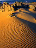 Sand Dunes on Tarkine Coast, Tarkine, Australia Photographic Print by Paul Sinclair