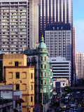Sentinel Building on Corner of Kearny Street and Columbus Avenue, San Francisco, California, USA Photographic Print by Richard I'Anson