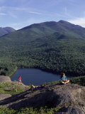 Heart Lake, Adirondacks, New York Photographic Print by John Dominis