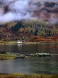 Clouds Over Loch Duich, Dornie, United Kingdom Photographic Print by Bethune Carmichael