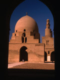 Ibn Tulun Mosque, Cairo, Egypt Photographic Print by Izzet Keribar