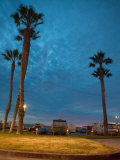 RV Park by the Ocean Photographic Print