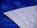 Detail of Sydney Opera House, Sydney, Australia Photographic Print by Setchfield Neil