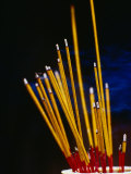 Incense Sticks at A-Ma Temple (Ma Kok Miu), Macau, China Photographic Print by Richard I'Anson
