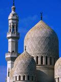 Abu Abbas Al Mursi Mosque,Alexandria, Egypt Photographic Print by John Elk III