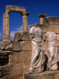 The Temple of Apollo - Cyrene, Libya Photographic Print by Patrick Syder
